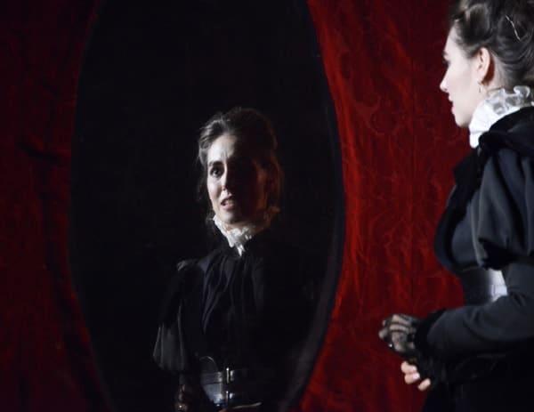 Elizabeth McCafferty in NYTs Jekyll and Hyde CREDIT Nobby Clark
