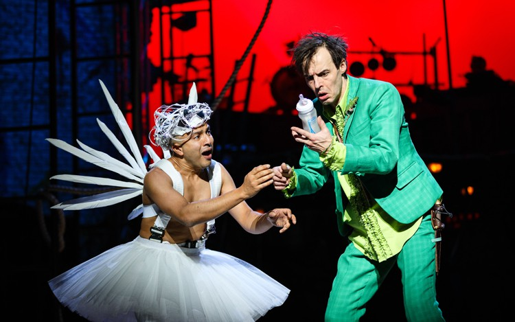 Peter Pan At The National Theatre Production Images