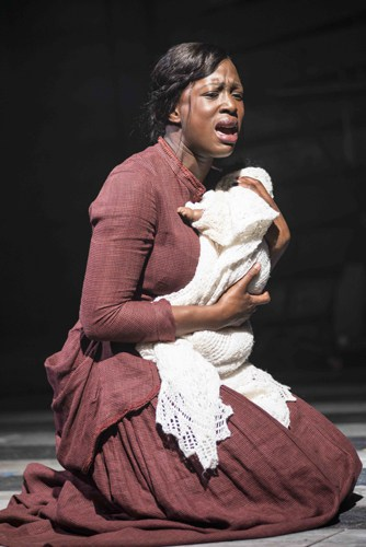 London production of RAGTIME - Photos by Annabel Vere & Scott Rylander