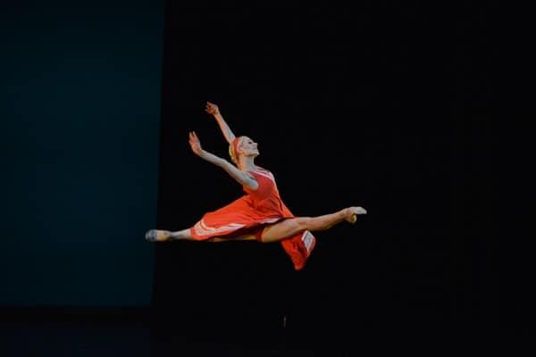 LRBS dancer Natalie Carter (courtesy Igor Zakharkin)