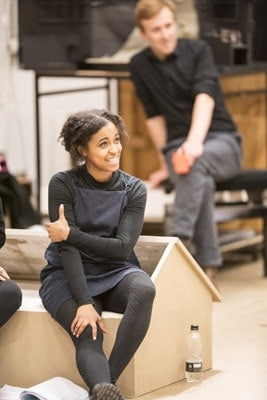 Saint George And The Dragon Rehearsal Images Released