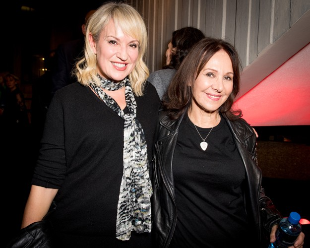 Nicki Chapman and Arlene Phillips. Photo Craig Sugden