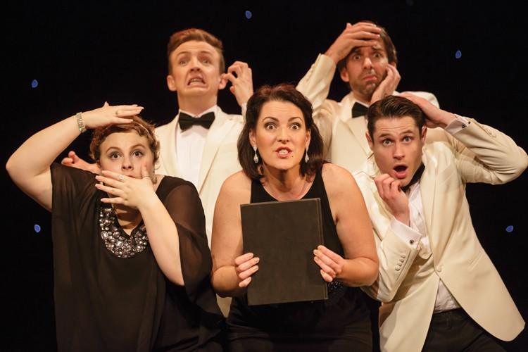 The Shakespeare Revue