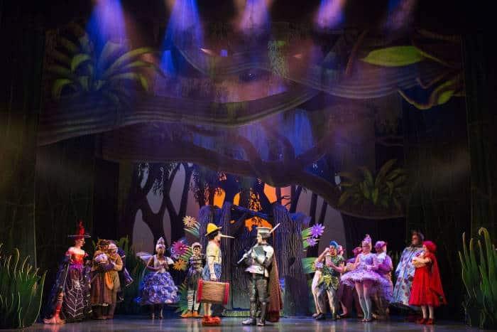 Shrek The Musical Tour  Usa