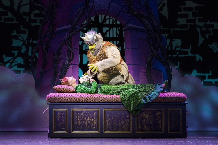 Shrek The Musical Returns To London At New Wimbledon Theatre