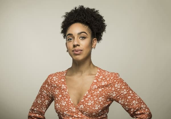 Pearl Mackie will play Lulu in The Birthday Party. Photo credit Johan Persson