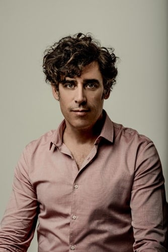 Stephen Mangan will star in The Birthday Party photo by Idil Sukan