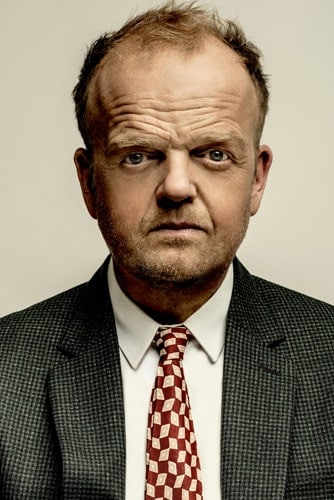 Toby Jones will star in The Birthday Party Photo by Idil Sukan