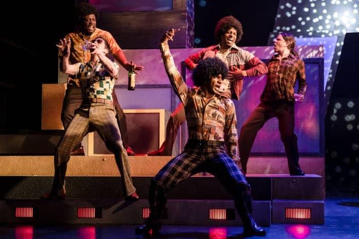 Bubbly TRSE Trevor A Toussaint, Llandyll Gove, Ashley Joseph, Jay Marsh, Matt Dempsey Credit Scott Rylander