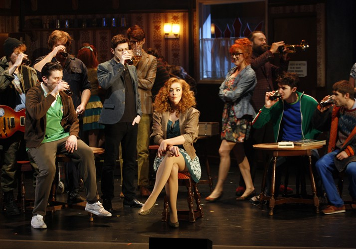 The Commitments, photo credit Johan Persson