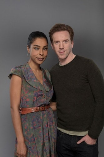 Edward Albee's The Goat, Or Who Is Sylvia - Sophie Okonedo (Stevie), Damian Lewis (Martin) Credit Uli Weber