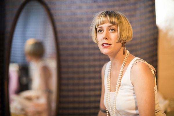 Louise Williams (Daisy Buchanan) in The Great Gatsby by Helen Maybanks