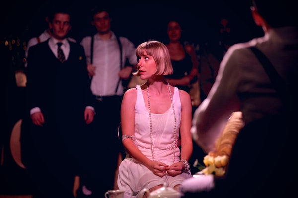 Louise Willimas (Daisy Buchanan) in The Great Gatsby by Johnny Stephens Photography