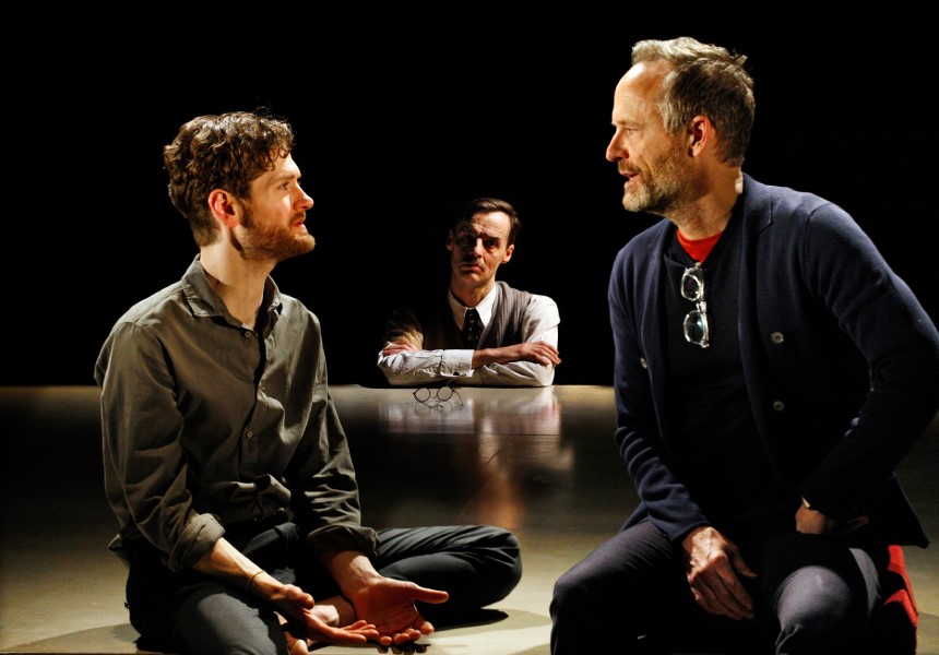 Kyle-Soller-Paul-Hilton-and-John-Benjamin-Hickey-in-The-Inheritance.-Photo-by-Simon-Annand