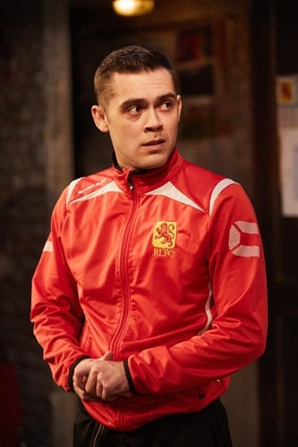 The Red Lion, Trafalgar Studios - Dean Bone (courtesy of Mark Douet)