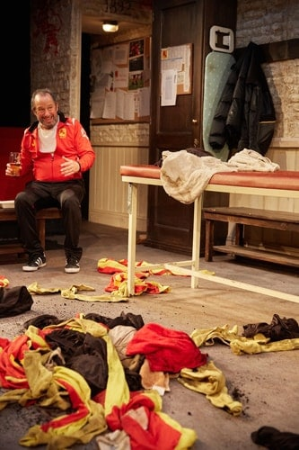 The Red Lion, Trafalgar Studios - John Bowler (courtesy of Mark Douet)