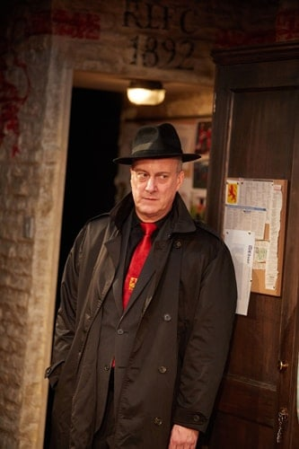 The Red Lion, Trafalgar Studios - Stephen Tompkinson (courtesy of Mark Douet)