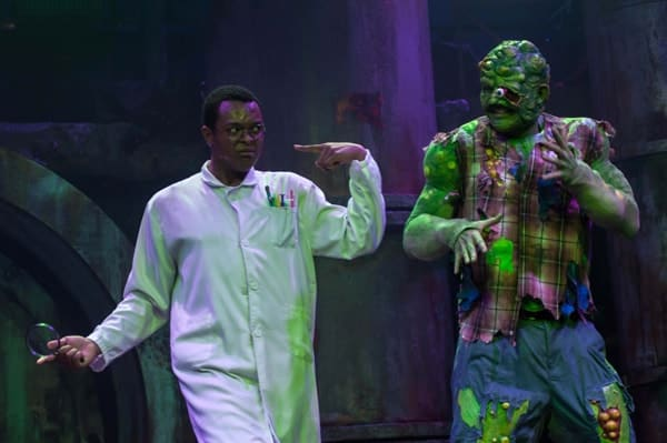 THE TOXIC AVENGER THE MUSICAL - Ché Francis and Mark Anderson Photo Irina Chira