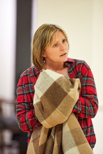 The Wind in the Willows at the Rose Theatre.Joy Brook (Otter Mrs Badger Aunty). Photo by Mark Douet.