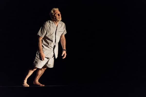 Frantic Assembly Things I Know To Be True: John McArdle as Bob Photographer Manuel Harlan