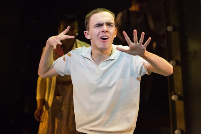 William Grint as Tommy. Photo Credit Mike Kwasniak