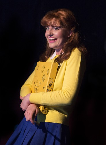 Vanities The Musical - Trafalgar Studios - Lizzy Connolly - Photo by Pamela Raith