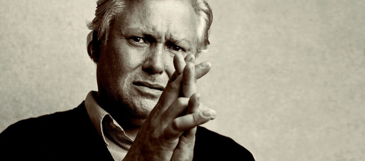 Conleth Hill as George in Edward Albee's Who's Afraid of Virginia Woolf in the West End