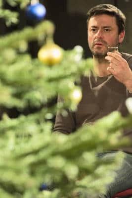 Dominic Rowan in Winter Solstice - Orange Tree Theatre - photo by Stephen Cummiskey