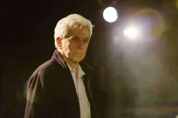 Nicholas Le Prevost in Winter Solstice - Orange Tree Theatre - photo by Stephen Cummiskey