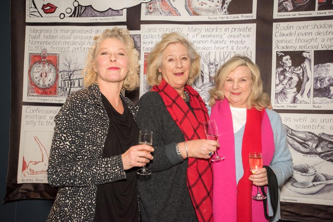 Stella Gonet, Maggie Steed, Ann Mitchell. photo by Deniz Guel jpg