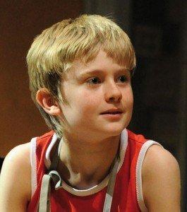 Scott McKenzie as Billy Elliot photo by Alistair Muir