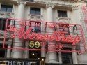 Opening night for Matilda musical and 59 years of The Mousetrap