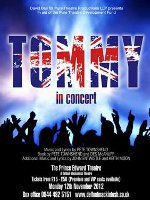 Tommy in Concert