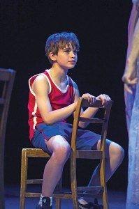 Harrison Dowzell a Billy Elliot in Billy Elliot the Musical