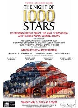 1000 Stars leaflet