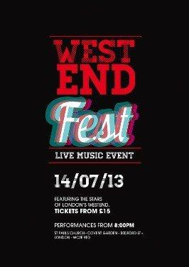 West End Fest 2013