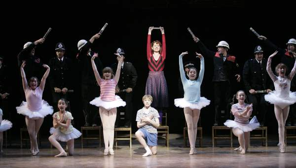 Billy Elliot - Production Shot - Ballet School