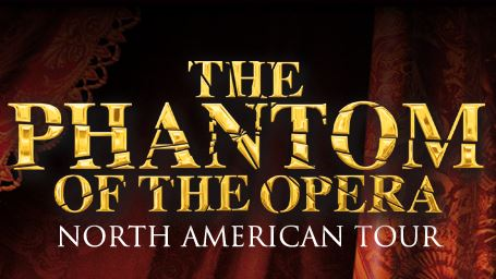 The Phantom of The Opera North American Tour