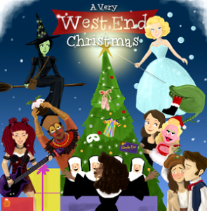 London West End Charity A West End Christmas