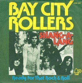 Bay City Rollers Shang-a-lang 1974
