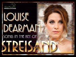 Louise Dearman Songs In The Key of Streisand