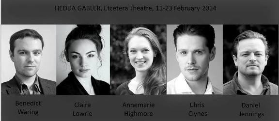 Hedda Gabler Etcetera Theatre
