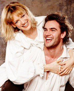 Tom Bateman will play Will Shakespeare and Lucy Briggs-Owen will play Viola De Lesseps