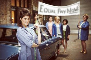 Gemma Arterton stars in Made In Dagenham