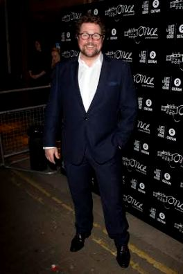 Michael Ball at the Once Gala