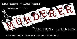 Murderer by Anthony Shaffer