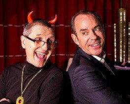 Satan sings Mostly Sondheim