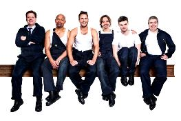 The Full Monty Tour Cast