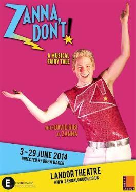 Zanna Don't at the Landor Theatre