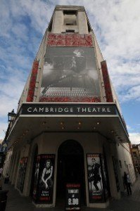 The Cambridge Theatre London